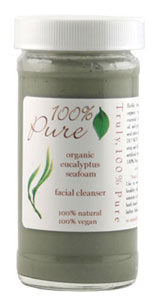 Organic Lavender Face Wash - Made by 100% Pure