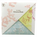 Kimono Rose Bath Salts - Made by Thymes