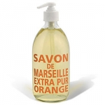 Orange Liquid Hand Soap - Made by Le Compagne De Provence