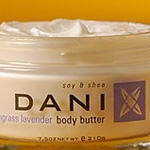 Dani Lemongrass Lavender Body Butter